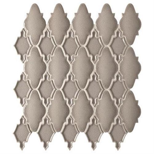 Gray Mosaic (Moroccan) - 14x12