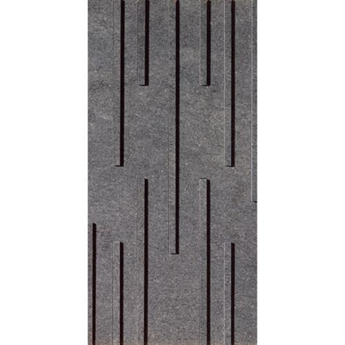 Soho Anthracite Fascia Mosaic Random Strip