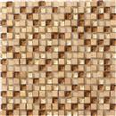 GlassTile Crystal Stone Caramel (5/8 X 5/8)  thumbnail #1
