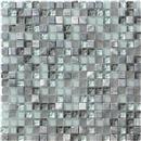 GlassTile Crystal Stone Breeze (5/8 X 5/8)  thumbnail #1