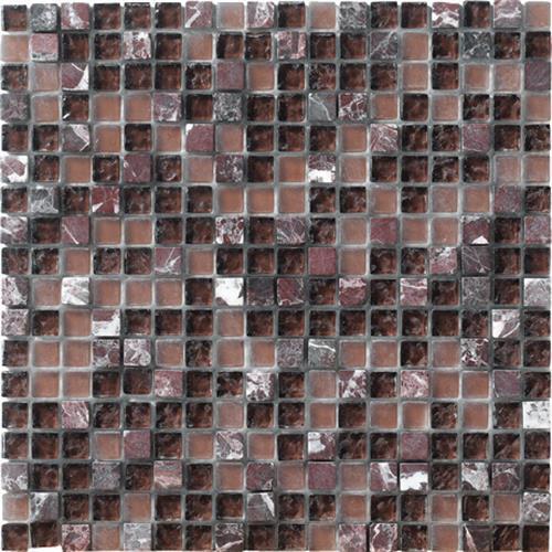 Crystal Stone Purple 58 X 58