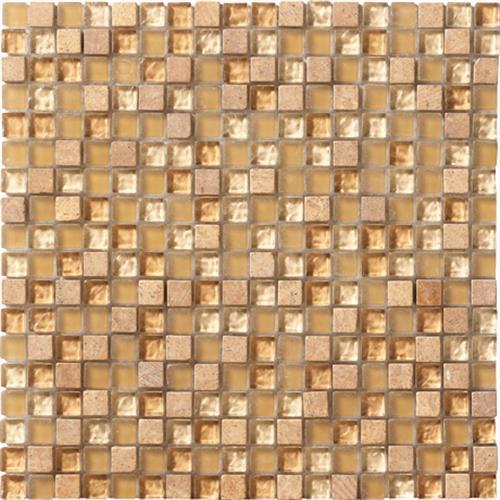 Crystal Stone Honey 5/8 X 5/8