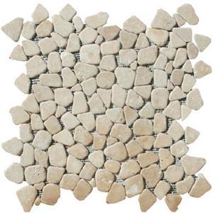 NaturalStone NaturalTravertine WHTRRIM18 UniversalWhite