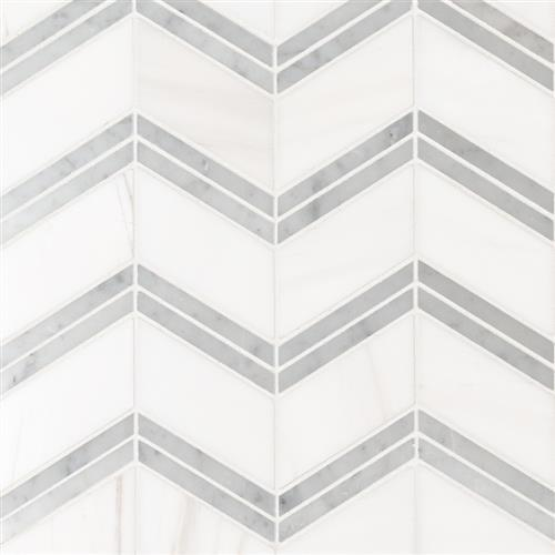 Bianco Dolomite Bianco Dolomite - Chevron