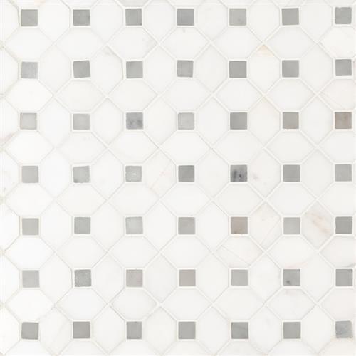 Bianco Dolomite Bianco Dolomite - Dotty