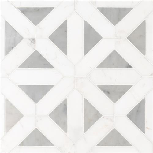 Bianco Dolomite Bianco Dolomite - Geometrica