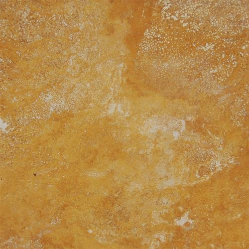Travertine Tuscany Gold - 4X4 Tumbled