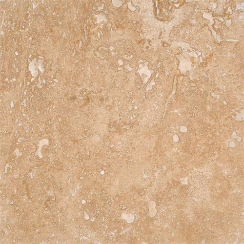 Travertine Tuscany Walnut - Pattern Brushed