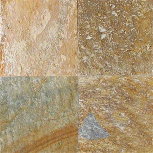 Quartzite Golden White - 18X18 Gauged
