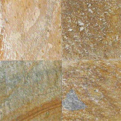 Quartzite Golden White - 4X4 Gauged