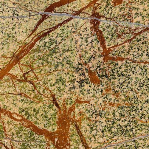 Marble Rain Forest - 4X4 Tumbled
