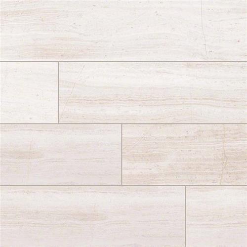 Marble White Oak - 4X12 Honed