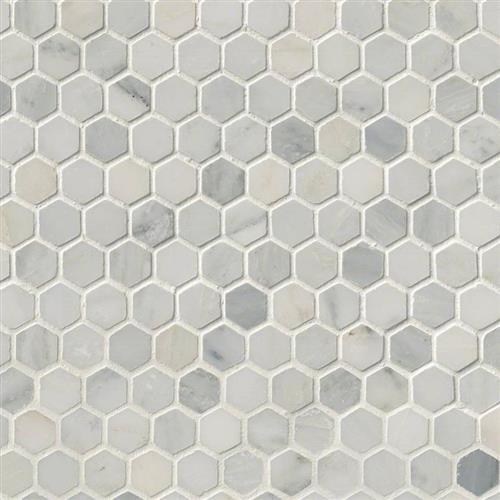 Arabescato Carrara Arabescato Carrara - 1 Hexagon