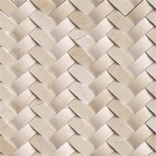 Crema Marfil Crema Marfil - Archer Herringbone