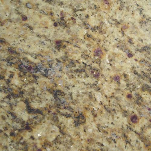 Granite Santa Cecilia Gold 122