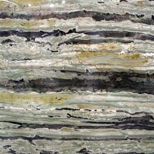 NaturalStone Granite Granite VerdeBamboo