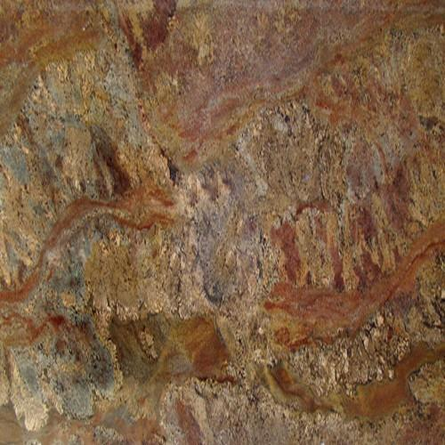 Granite Fire Bordeaux 47