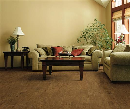 Natural Cork Wide Tile Pico