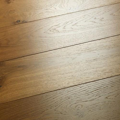 A close-up (swatch) photo of the Mangrove Oak flooring product