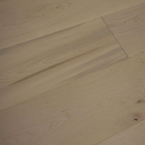 Moderno Hardwood White Plain Maple