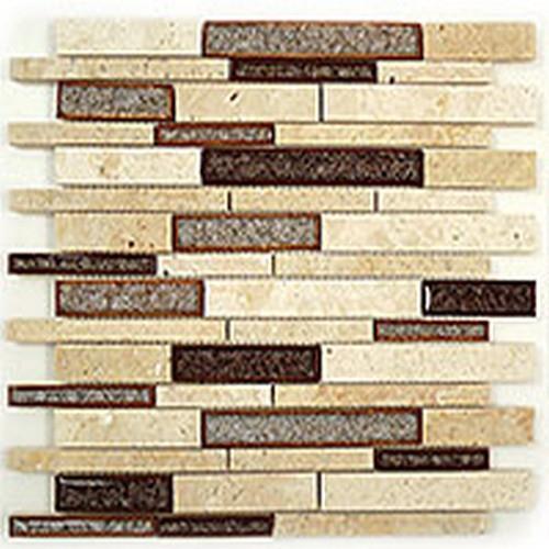 Tranquil Random Brick Series Sedona Rust