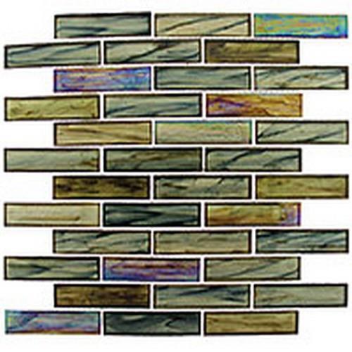 Oceania Series - Brick Pattern Nautical Garden