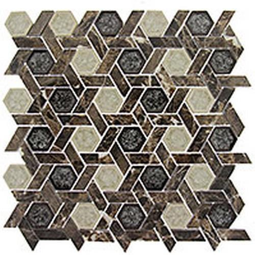 Tranquil Hexagon Series Capitol Archive