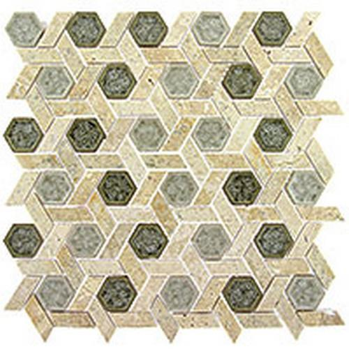Tranquil Hexagon Series Olympus Shade