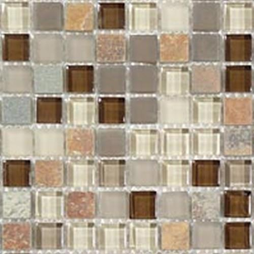 Glass  Slate Series Rustic Taupe