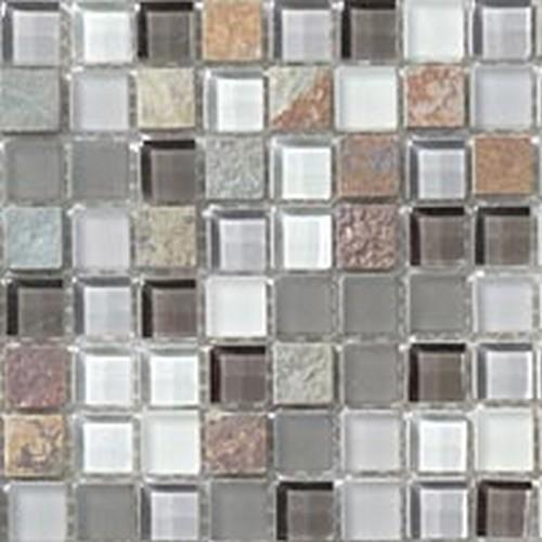 Glass  Slate Series Sag Harbor Gray