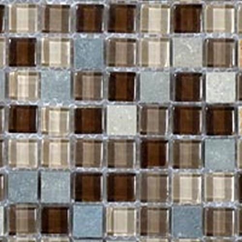 Glass  Slate Series Titanium Filed