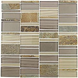 GlassTile CorrugatedSeries CSS125 UrbanPollen