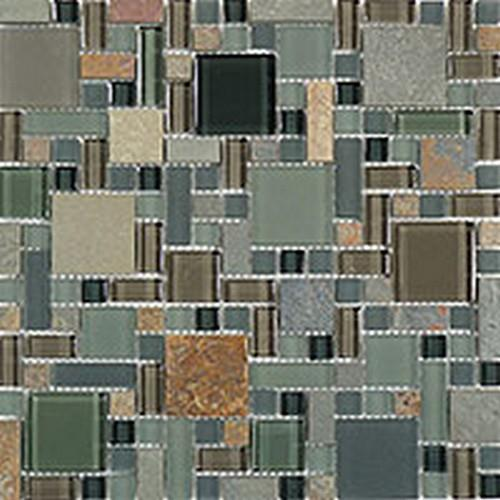 Glass  Slate Block Random Forest Floor