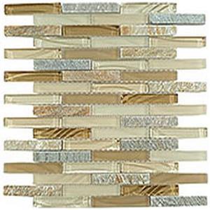 GlassTile GlassSlateBrick GS39 ChestnutScreen