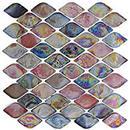 GlassTile Aquatica Series Rainbow Trout  thumbnail #1