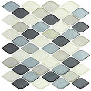 GlassTile AquaticaSeries AQ-2006 GreyScale