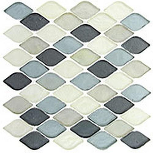 Glazzio Tiles Aquatica Series Atlantis Glass Tile