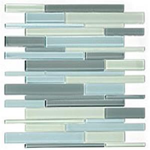 GlassTile CaneBlendsSeries CNB-35 SaybrookSage