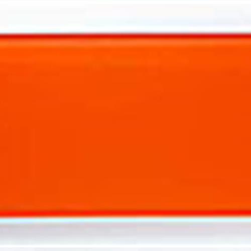 Crystile Series 4X12 Orange Burst