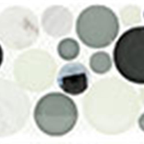 Symphony Bubble Listello Series Grey Fizz
