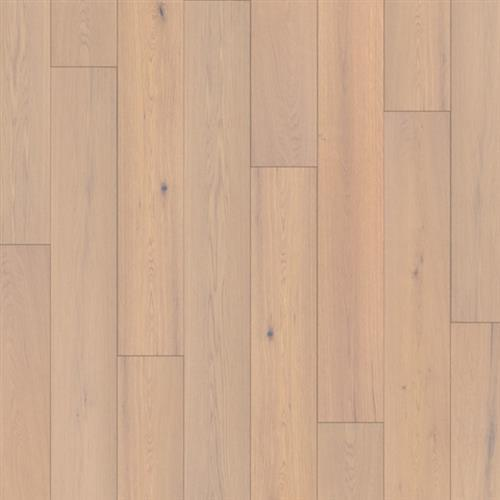 A close-up (swatch) photo of the White Oiled flooring product