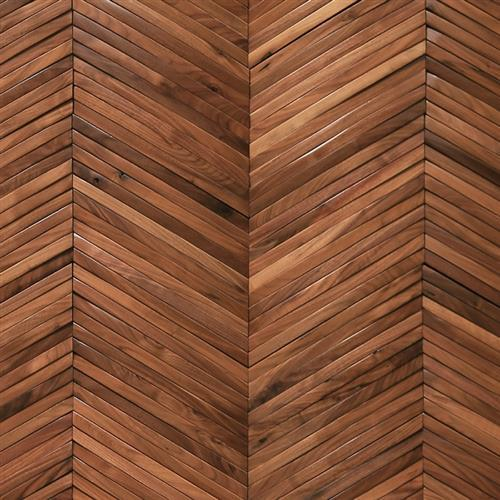 Ark  Chevron American Walnut