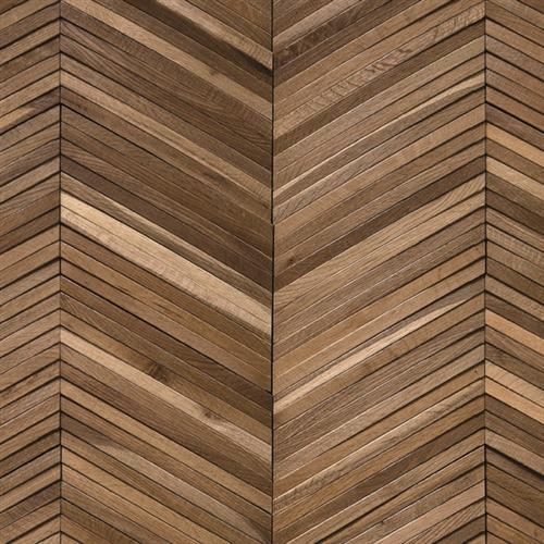 Inceptiv   Ark Chevron in Olde Dutch - Hardwood by DuChateau