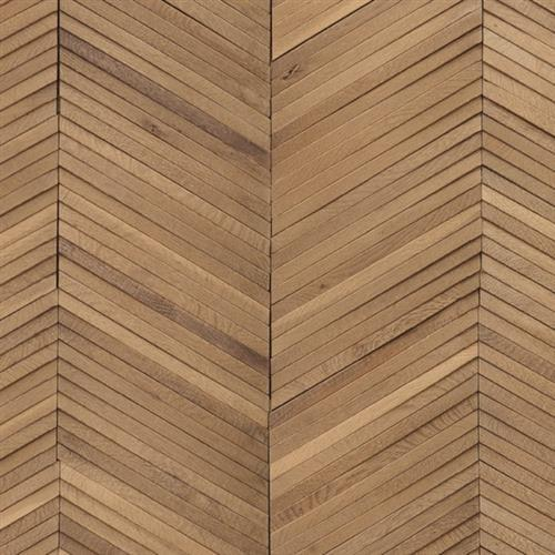 Inceptiv   Ark Chevron in Sand - Hardwood by DuChateau