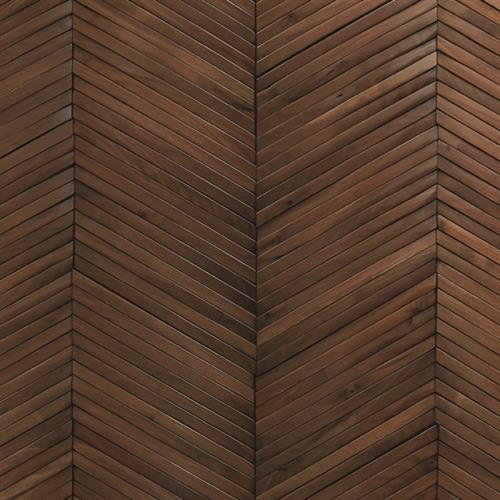Inceptiv   Ark Chevron in Stout - Hardwood by DuChateau