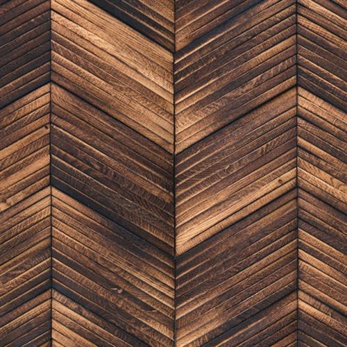 Inceptiv   Ark Chevron in Tabak - Hardwood by DuChateau