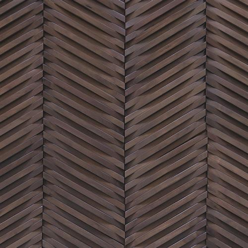 Curva  Chevron Brown Ash