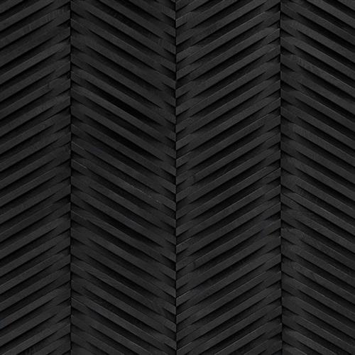 Curva  Chevron Noir