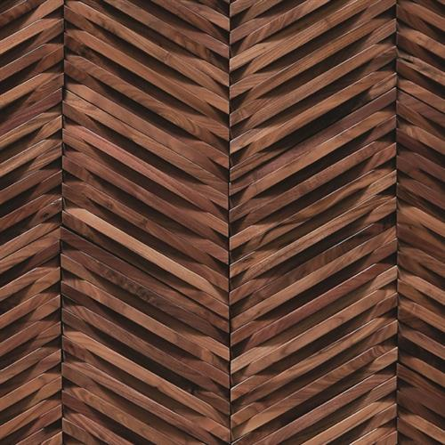 Inceptiv - Curva Chevron American Walnut