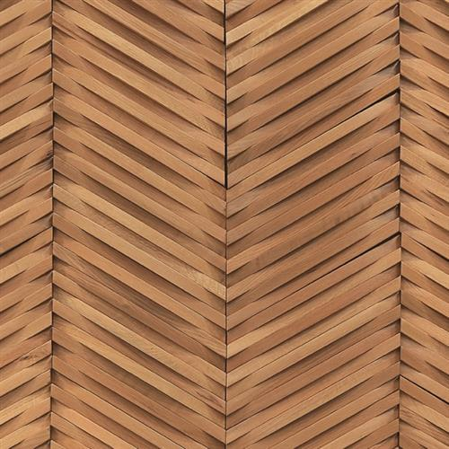 Inceptiv - Curva Chevron Golden Oak